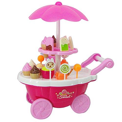 Juguete para niños Ice Cream Trolley