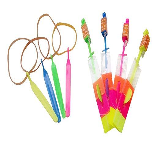 YWLINK LED Leuchten Blinkende Nacht Cool Fliegen Spielzeug GlüHen Sie FüR Party-Spielzeug