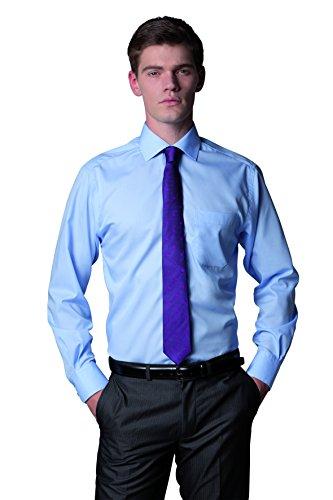 Kustom Kit -  Camicia classiche  - Uomo White
