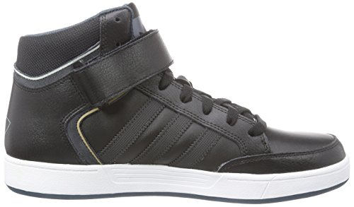 adidas Varial Mid, Chaussures de Skateboard Homme Noir (cblack/dgsogr/midng)