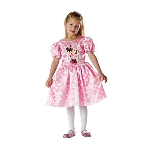 Costume minnie originale walt disney bimba 3-4 anni