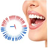 Interdentale Spazzole pulizia dei denti denti Strumenti pulizia dentale per pulizia Slim Brushs per la pulizia interdentale 50pcs / set