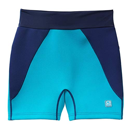 Splash About-Bañador Hombre Jammers-Traje de baño para Hombre, Color Azul Marino/Verde, x...