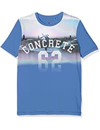 TOM TAILOR Kids Jungen T-Shirt Concrete 62 Print Tee