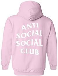 nuovi stili c76ad 7351e Amazon.it: Antisocial: Abbigliamento