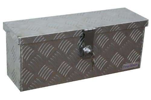 Preisvergleich Produktbild Truckbox D015 Werkzeugkasten, Deichselbox, Transportbox, Alubox, Alukoffer