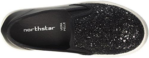 North Star Mädchen 3296235 Hohe Sneaker Schwarz