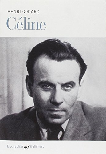 Céline par Henri Godard