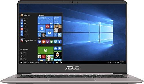 Asus Zenbook UX410UA-GV028T Ultrabook 14'' Full HD IPS Gris métal (Intel Core i5, 8 Go de RAM, SSD 256 Go, Intel HD graphics 620, Windows 10)