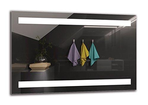 Espejo LED Premium   Dimensiones Espejo 60x40 cm