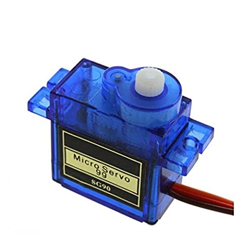 SG90 9G Mini Micro Small Servo Motor RC Robot Helicopter for Helicopter Airplane Boat Controls