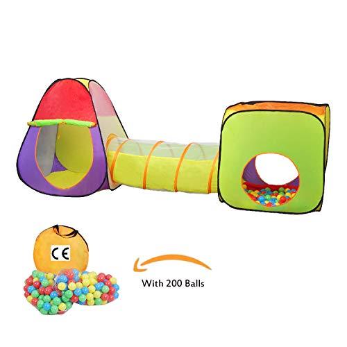 Indoor pop-up ball pit der beste Preis Amazon in SaveMoney.es