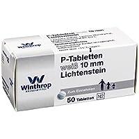 P TABLETTEN weiß 10 mm 50 St preisvergleich bei billige-tabletten.eu