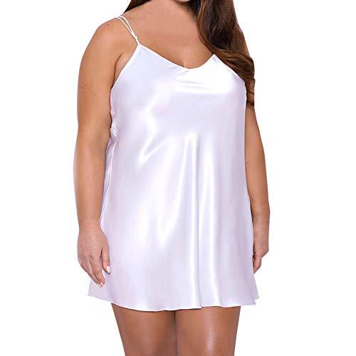 Damen Nacht Kleid, Quaan Plus Größe Dessous