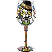 Lolita GLS11-5544E Cristal Décor Esqueleto, 25.5 cm, Multicolor