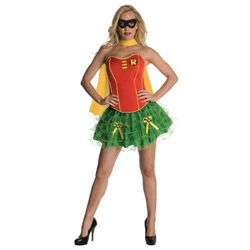 Robin Batman Kostüm Frauen geheimen Wünsche