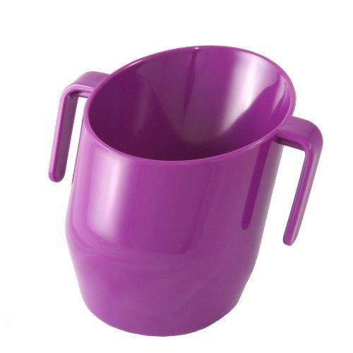 Doidy Cup 10079 Trinklernbecher, lila