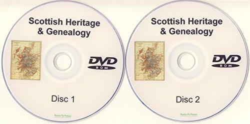 scottish-genealogy-dvd-rom-2-disc-set-of-pdf-ebooks-heritage-family-tree-trace-your-ancestors-ancest