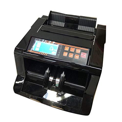 LBSX Contatore del Bill, Multi-valuta in Contanti Banconote Denaro Bill contatore Automatico Macchina di conteggio con UV MG MT contraffatti rivelatore IR Supporta Valore Misto Funzione di conteggio