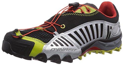Dynafit - MS FELINE SL, Scarpe da trail running da uomo, Multicolore (firebrick/silver 1625), 42