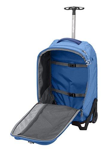 Eagle Creek Reisetasche mit Rollen EC Lync System 22 black blau