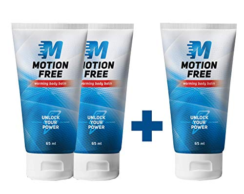 huge selection of a514f 119e4 Motion Free 2+1 Joint pain cream
