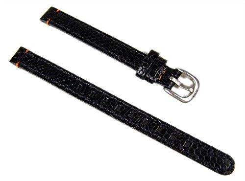 Hugo Boss Ersatzband Uhrenarmband Leder 9mm 1502086