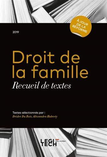 Droit de la famille : (Droit luxembourgeois) par  Collectif