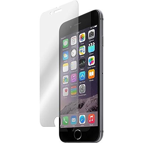 2 x Glas-Folie matt für Apple iPhone 6s / 6 PhoneNatic Panzerglas für iPhone 6s / 6