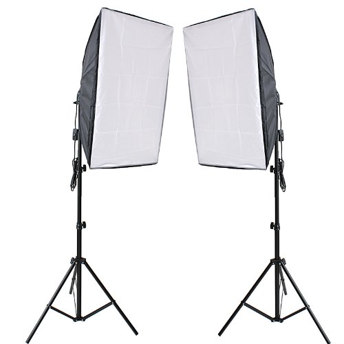 RPGT® Photography Softbox Studio Continuous