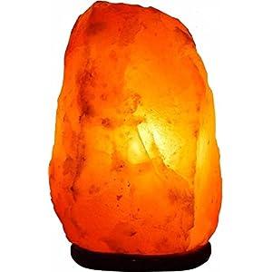 Needs&Gifts VIVO019 2-3 KG Prime Quality 100% Original Himalayan Crystal Rock Salt Lamp Natural
