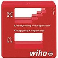 819//1//6 Kombi-Schrauber mit starkem Dauermagnet und Best/ückung Wera 05051615001 7-teilig