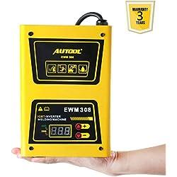 AUTOOL EWM-308 ARC IGBT Poste à Souder 20-140Amp Inverter, AC 220V Machine de Soudage électrique Portable
