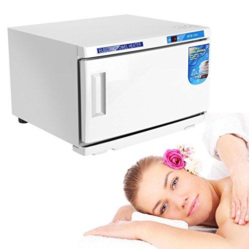 Calentador de toallas de 2in1caliente de Gabinete y UV Esterilizador de...