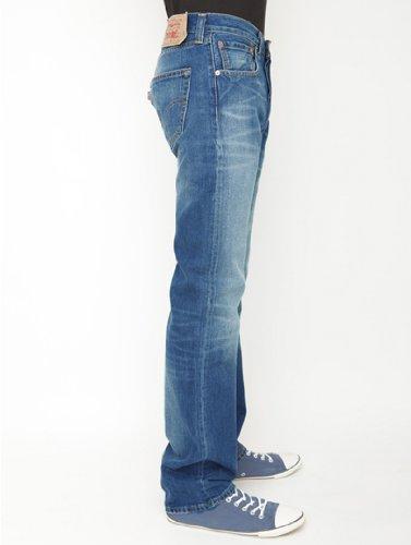 Levi's® Homme Jeans  501® Original Straight Fit Blau (True New)