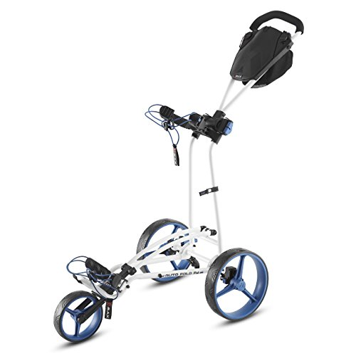 "Big Max Golftrolley Push ""Autofold FF"" aqua (297) 0"