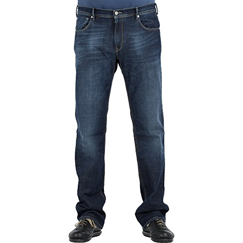 "Baldessarini Herren Jeans ""Jack"" Unmitigated Fit bleached (80) 38/34"