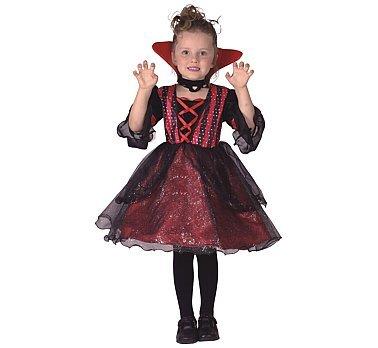 Femme Vampire Stella Costume de vampire costume pour enfant fille