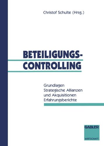 Beteiligungscontrolling (German Edition)