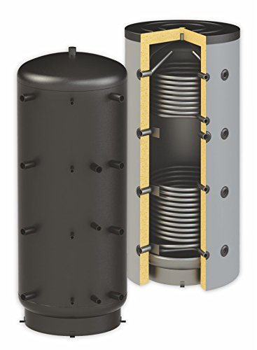 Pufferspeicher Thermoflux 1000 Liter Heizungswasser PBM-RR 90° Anschlüsse 2 WT