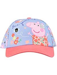 Peppa Pig Gorra para niñas Peppa Pig Talla única