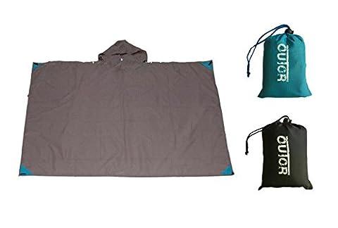 Couverture de poche 2en1 OUTOR - Compacte et Légère –