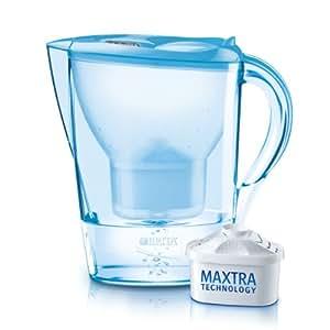 Brita 1008480 Caraffa Filtrante Marella Limited Edition Colore, Blu Orchidea
