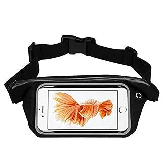 Malloom Deportes Correr Gym Cintura cinturón Bolsa de Funda para iPhone 6s Plus 5.5inch