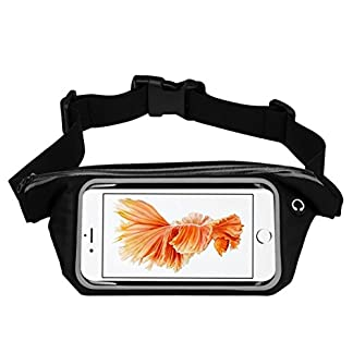 41RxoQKvojL. SS324  - Malloom Deportes Correr Gym Cintura cinturón Bolsa de Funda para iPhone 6s Plus 5.5inch