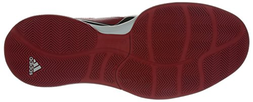 Adidas Scarpe da Basket Crazy Ghost 2 BLK/WHT/SCARLET