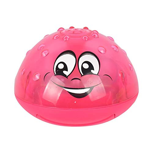 Hete-supply Multifunktionale automatische Induktionsspray Wasserspielzeug   Badespielzeug Sets   Musikspielzeug für süße Kleinkinder   Badewanne Zeit Pool Party Spielzeug   Spritz- und Sprühball - Badewanne-zeit