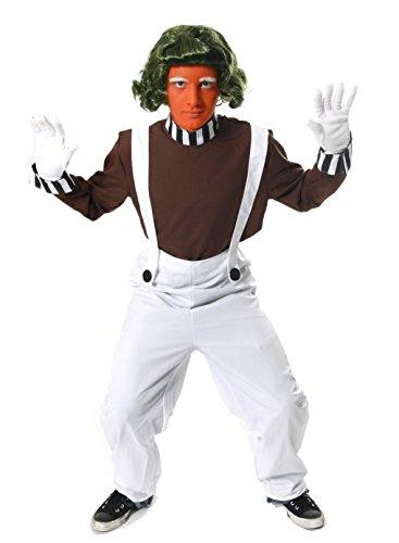 Loompa Oompa Kostüme Halloween (