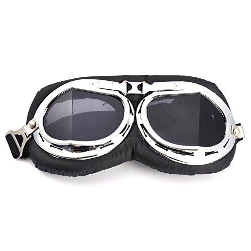 Purebesi Schutzbrille Für Motor Radfahrer, Harley Helmbrillen, Radfahren Sonnenbrillen Sonnenbrillen Für Angeln Bergsteigen Wandern Ski Golf