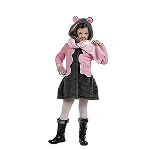 Limit Sport - Disfraz de abrigo y bufanda ratita para niños, talla 5 (MI940)